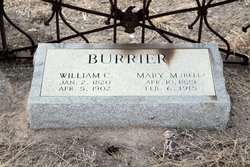 Mary Malory <i>Bell</i> Burrier