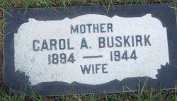 Carol A. <i>Cone</i> Buskirk