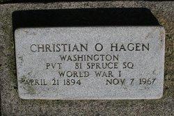 Christian O Hagen