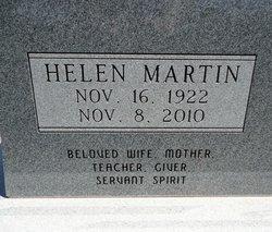Helen <i>Martin</i> Johnson