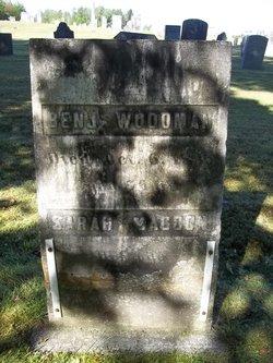 Sarah <i>Magoon</i> Woodman