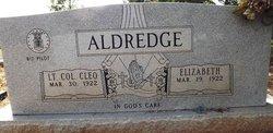 LTC Cleo Debbs Aldredge