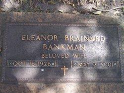 Eleanor <i>Brainard</i> Bankman
