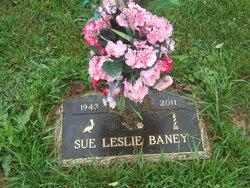 Sue Leslie <i>Butcher</i> Baney