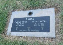 Nettie Crystal Cross