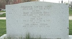 Ada Kimball <i>Stetson</i> Alden