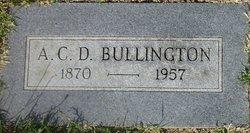 A.C. Dayton Bullington