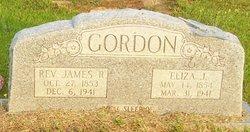 Eliza J <i>Webb</i> Gordon