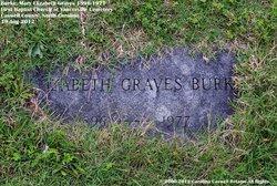 Mary Elizabeth <i>Graves</i> Burke