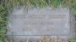 Mollie Pearl <i>Knight</i> Harris