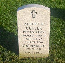 Albert B Cutler