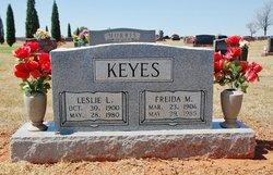 Freida M. Keyes