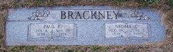 Paul R Brackney