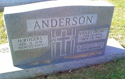 Henry Rogers Rogers Anderson, Sr