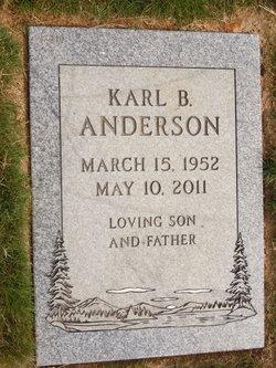 Karl Boyd Anderson