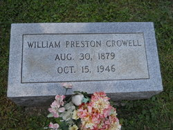 William Preston Crowell