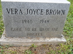 Vera Joice Brown