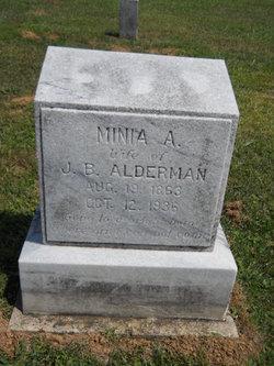 Lamina Arthur Mina <i>Lovins</i> Alderman