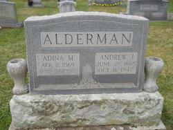 Andrew Jackson Andy Alderman