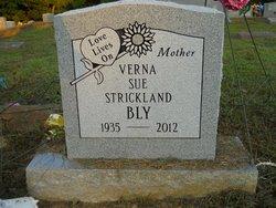 Verna Sue <i>Strickland</i> Bly