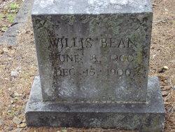 Willis Aaron Bean, Jr