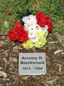 Ainsley Burdette Blackwood