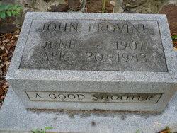 John Provine Bailey