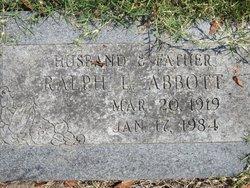 Ralph L Abbott