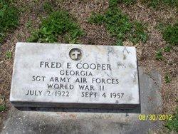 Fred Elliot Cooper