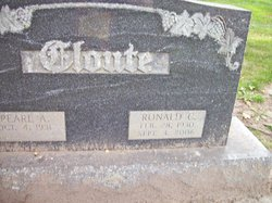 Ronald C Cloute