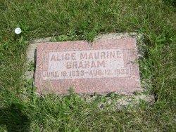 Alice Maurine Graham