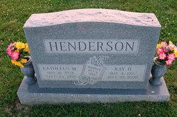Kathleen Mae <i>Allgood</i> Henderson