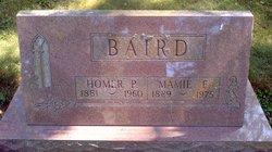 Mamie E <i>Dumas</i> Baird