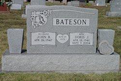Doris Jean <i>Rice</i> Bateson
