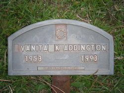 Vanita Ann <i>King</i> Addington