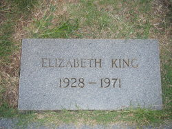 Elizabeth <i>Stephens</i> King