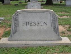 Elizabeth Neal <i>Presson</i> Burroughs