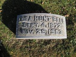 Lora <i>Hunt</i> Bell