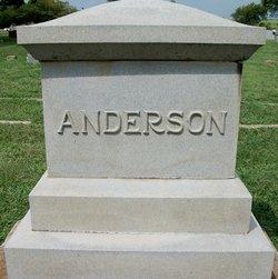 Julia <i>Arnold</i> Anderson