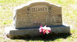 Vadie Pearl <i>Emerson</i> Delaney