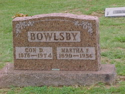 Conrad D. Bowlsby