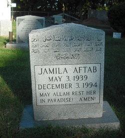 Jamila Aftab