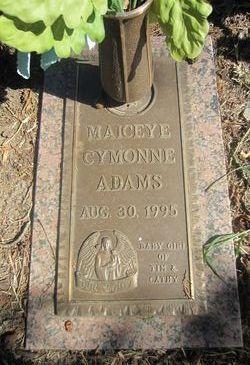 Maiceye Cymonne Adams