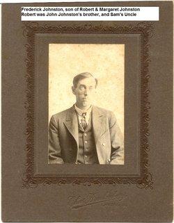 Frederick Johnston