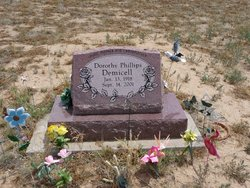 Dorothy <i>Phillips</i> Demicell