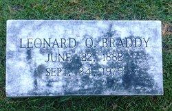 Leonard O. Braddy