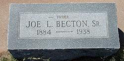 Joe L. Becton, Sr