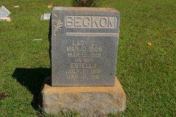 Lacy E Beckom