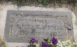 Alfred M Widness