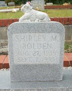 Shirley M. Bolden